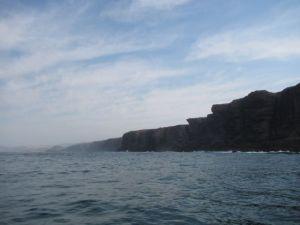 Sardine Run - stunning Wild Coast scenery