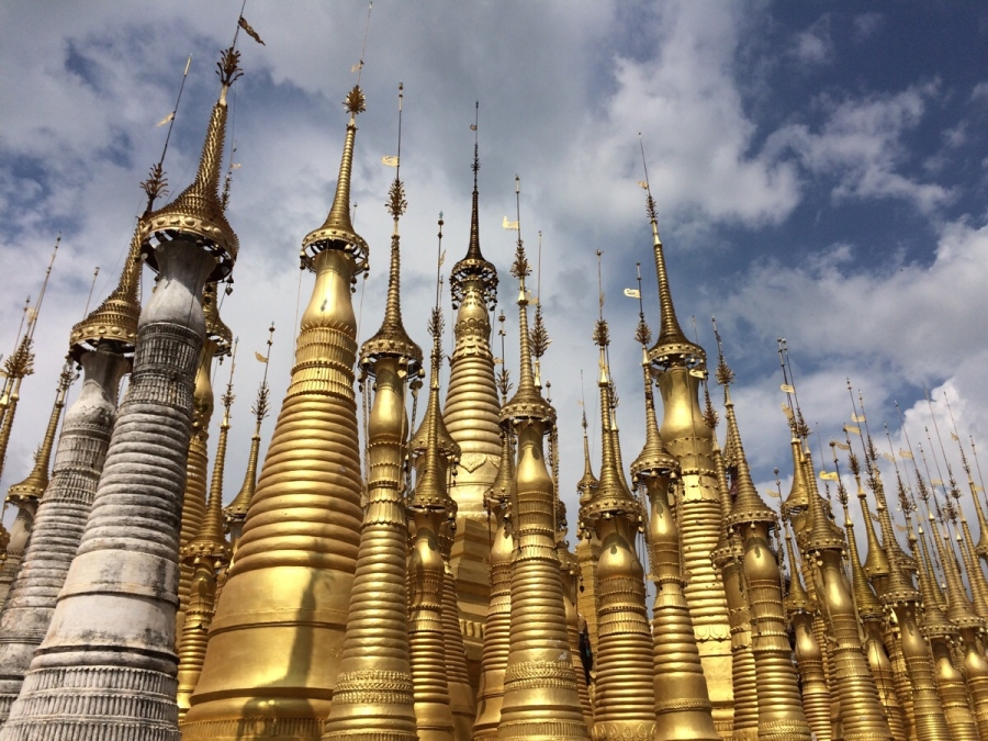 Stupa Troopers – three things to love about Myanmar