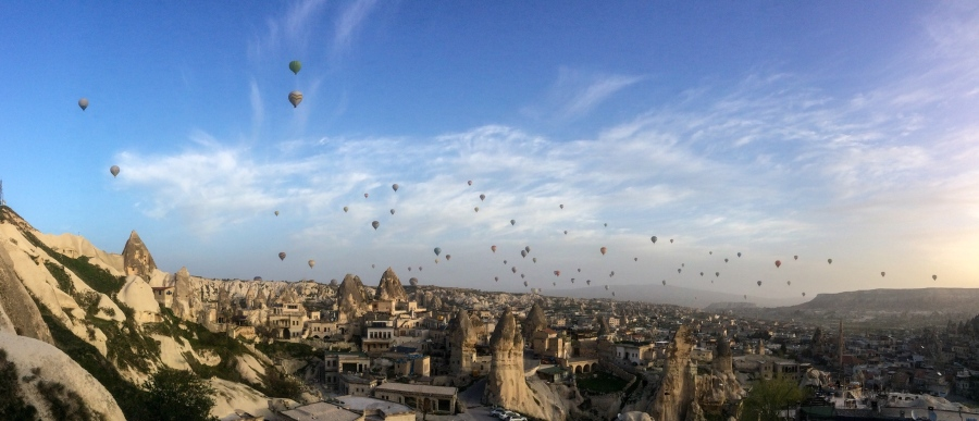 Dodge the crowds in Cappadocia